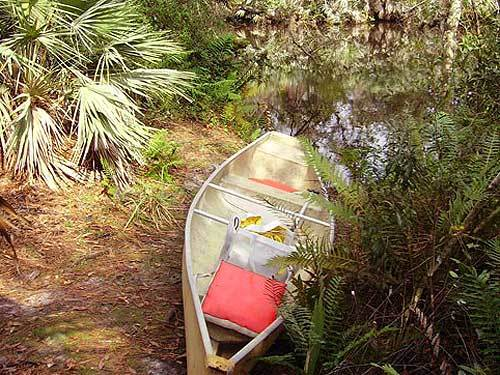 Florida Getaways of the Day - <b>Stuart:</b> Canoe along South Fork St. Lucie River