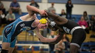 River Hill's Donovan Delore vs. South River's Baruch Talbott