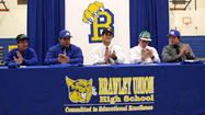 GALLERY: Brawley Union High students sign letters of intent