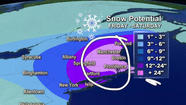 Nor'easter could match historic blizzard of 1978