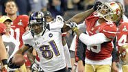 The Super Bowl was a classic game for Ravens veteran wide receiver Anquan Boldin, a continuation of his historic postseason.