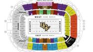 UCF announced new season ticket options on Thursday, including a $99 option for both young alumni and the general public, and $49 youth tickets available in the north end zone.