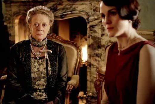 'Downton Abbey': Lady Violet, the Dowager Countess' notable quotables: Lady Violet: It seems a pity to miss such a good pudding.