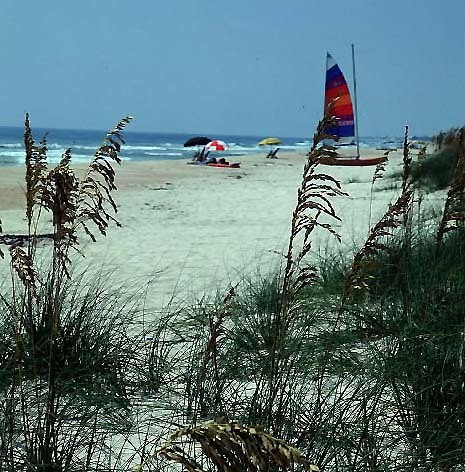 Florida Getaways of the Day - <b>St. George Island:</b> Miles and miles and miles of beautiful beaches