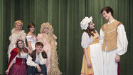 "Crystal Lake South High School Presents - ""Into The Woods"""