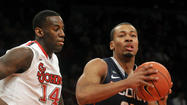 UConn Men Fall To St. John's, 71-65