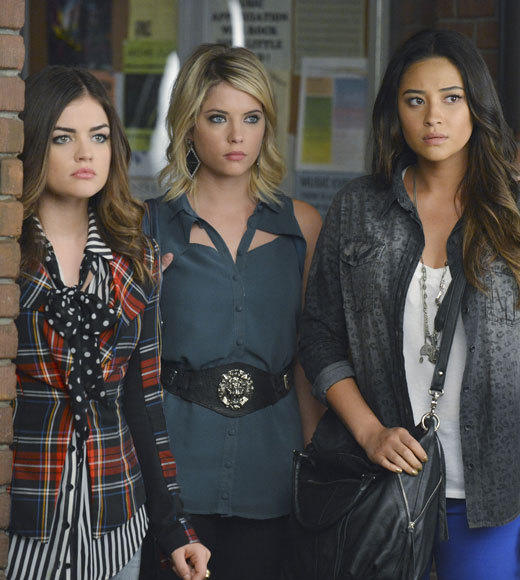 'Pretty Little Liars' Season 3B pictures: Episode 19, titled What Becomes of the Broken-Hearted, airing Tuesday, Feb. 12.