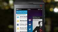 BlackBerry says Z10 smartphone's sales strong in Britain, Canada