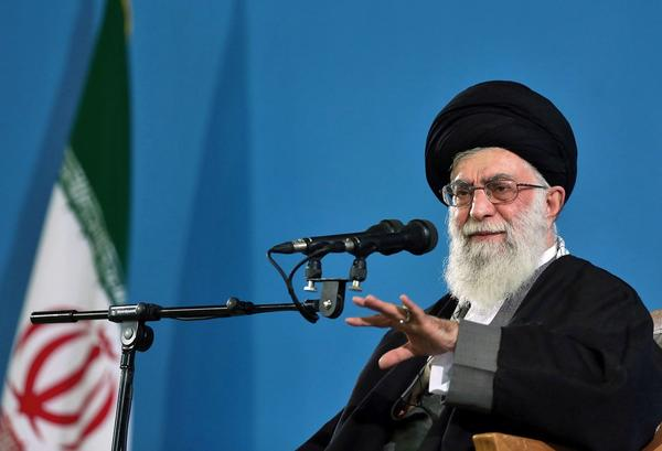 Iranian leader dismisses direct talks with U.S.
