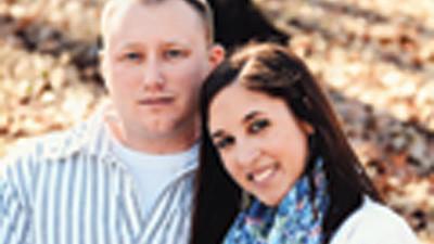 Jacob Shaulis and Kayla Shaffer