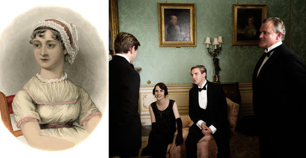 "Jane Austen and ""Downton Abbey"""