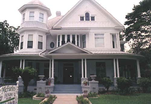 Florida Getaways of the Day - <b>McFarlin House:</b> A gem in historic Old Quincy