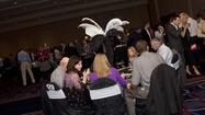 WHRO's Strolling Supper Party fundraiser returns on Sunday, Feb. 17, at the Norfolk Waterside Marriott in downtown Norfolk.