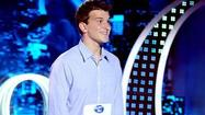 "William and Mary student Van Dimopoulos reached the Hollywood round of ""American Idol."""