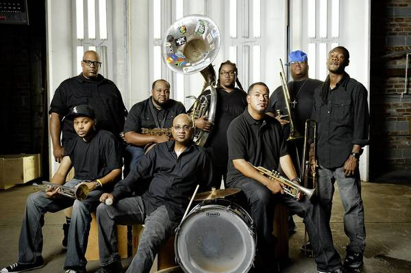 New Orleans brass band, The Soul Rebels, will perform Feb. 8 at The Social in Orlando.