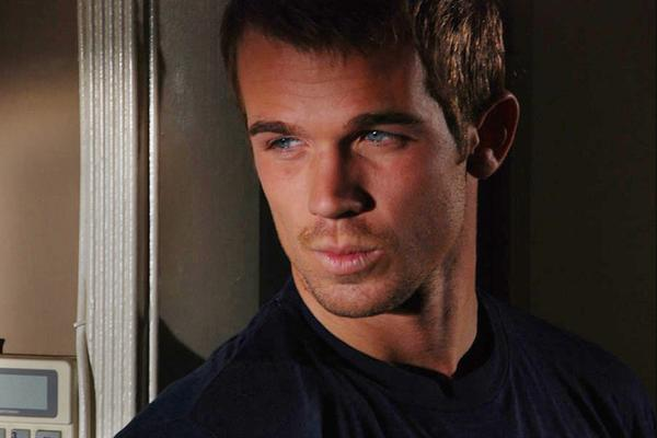 "Cam Gigandet, in a scene from the movie ""5 Star Day,"" has welcomed a baby boy with his fiancee."