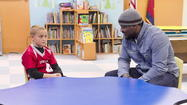 Ravens' Jameel McClain shows what being a role model really means in USA documentary