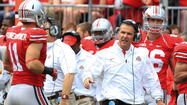 Ohio State's Urban Meyer was on the Dan Patrick Show and talked about recruiting against the SEC and how he has a good time with the rivalry between Michigan.