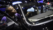 The 2013 Chicago Auto Show opens Saturday, and automakers are giving the news media a preview of models making their public debuts at the McCormick Place show.