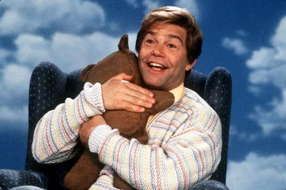 Al Franken as Stuart Smalley