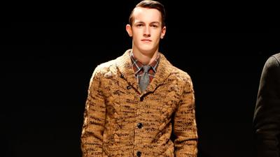 New York Fashion Week fall 2013: Todd Snyder