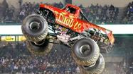 The all-American appeal of crushing a car with a giant truck may transcend language, but Monster Jam isn't taking any chances. Say hola to El Diablo.