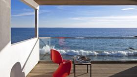 Modern makeover for Malibu town house