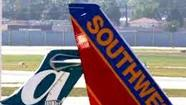 Southwest Airlines through the years