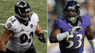 Updates on the health of Haloti Ngata, Jameel McClain