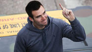 The post-Super Bowl tour continues for Ravens quarterback Joe Flacco.