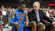"<span style=""font-size: small;"">Florida forward Will Yeguete will likely miss the remainder of the regular season due to a lingering injury to his right knee.</span>"