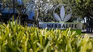 Hedge fund manager Bill Ackman steps up campaign against Herbalife