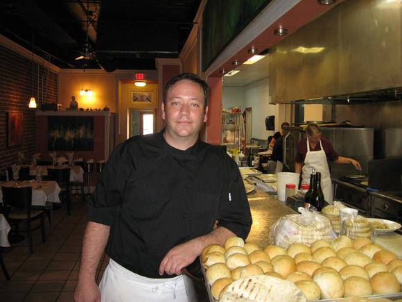 Brent Schmidt is closing his downtown Hampton restaurant