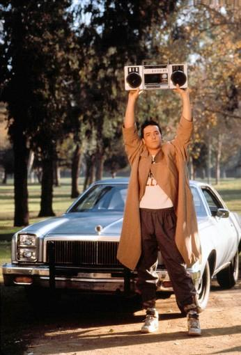 "Peterr Gabriel's ""In Your Eyes"" figures into this classic movie scene starring John Cusack."