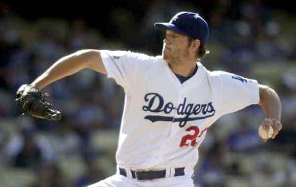Dodgers ace Clayton Kershaw was the 2011 Cy Young Award winner in the National League and runner-up last season.