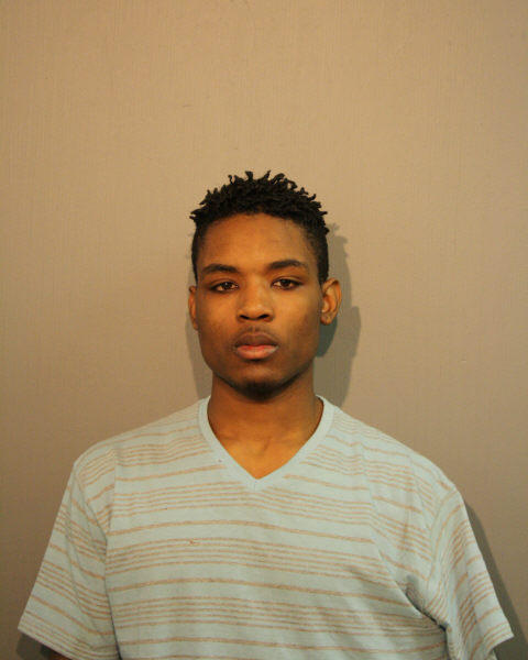 Booking photo of Tavarris White