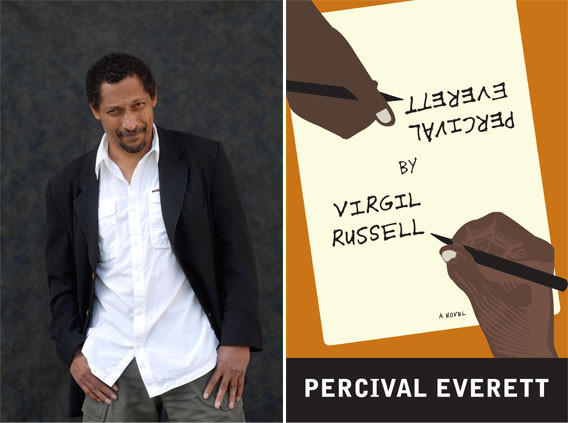 Author Percival Everett.