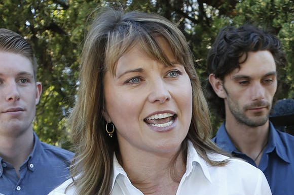 Lucy Lawless sentenced
