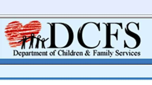 Logo of the Department of Children and Family Services