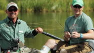 From Afghanistan to Montana: War vets find solace fly-fishing in a new documentary