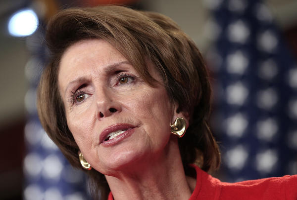 "House Minority Leader Rep. Nancy Pelosi (D-San Francisco) called Thursday for the ""boldest possible"" gun control legislation."