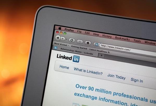 LinkedIn stock shot up 10% after it released fourth-quarter financial results. The company's stock has now tripled since its initial public offering in May 2011.