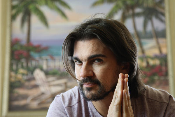 Juanes, photographed last August in Los Angeles when he came to perform at the Hollywood Bowl.