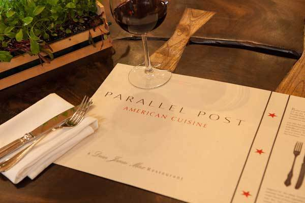 "Parallel Post's Valentine's prix-fixe menu is $60; $80 with beer or wine pairings (plus tax and gratuity.)  <br><br> Raw Bar- Oysters, Clams, Shrimp <br> Wine selection: Toso, Brut, Argentina <br> Beer selection: Two Roads Brewing ""Ol Factory Pils"" Pilsner (Stratford, CT) <br><br>    Celery Root and Pear Soup with Dungeness Crab <br> Pinot Gris, Domaine Schlumber, Alsace, France <br> Goose Island Sofie  <br>   <br><br>  Winter Lettuce, Kumquats, Spiced Walnuts, 2 year Aged   Cheddar, Mandarin Vinaigrette <br> Sancerre, Thomaas & Fils, Languedoc, France <br> Captain Lawrence Brewing Co. ¿ ""Freshchester"" Pale Ale (Elmsford, NY) <br><br>     Seared Tilefish, Sunchoke, Grilled Persimmon, Tatsoi & Citron Oil <br> Chardonnay, Tariquet, Cotes de Gascogne, France <br> Blue Point Brewing Co. Toasted Lager (Long Island, NY) <br><br>    Grilled Beef Tenderloin, Truffle Whipped Mashed Potatoes, Velvet Shank Mushrooms, Spring Garlic, Cabernet Sauce <br> Cabernet Sauvignon, Excelsior, South Africa <br> Thomas Hooker Hop Meadow IPA (Bloomfield, CT) <br><br>    Harpoon Chocolate Stout Crème Brulee with Toasted Espresso Beans <br> Port Wine, Taylor Fladgate <br><br>  203-380-6380, <a href=""http://parallelpostrestaurant.com"">http://parallelpostrestaurant.com</a>"