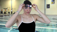 St. Paul's senior Jordan Surhoff has been swimming almost as long as she can remember. The daughter of Orioles Hall of Famer B.J. Surhoff and former internationally ranked swimmer Polly (Winde) Surhoff, she has three older swimming siblings — Austin, a senior at Texas; Kendall, a freshman at North Carolina; and 20-year-old Mason, who is autistic and swims in the Special Olympics.