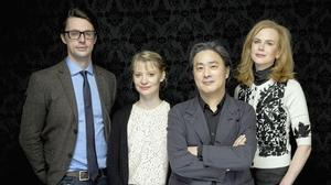 Chan-wook Park has a lot riding on blood-filled 'Stoker'