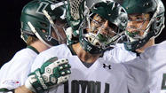 Lacrosse Q&A: Loyola senior attackman Mike Sawyer
