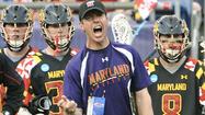 The week ahead for Maryland men's lacrosse teams