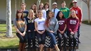 Twelve senior athletes at Laguna Beach High signed a National Letter of Intent Wednesday to continue their academic and athletic careers.