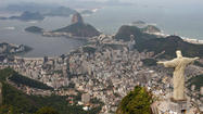 A free trip to Rio, with many weird strings attached